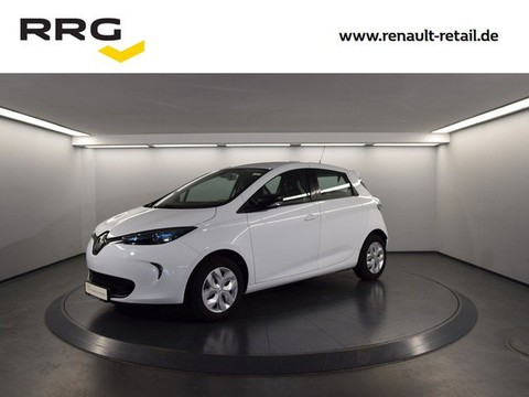 Renault ZOE LIFE 22kWh zzgl Batterie Miete EINPARKHILF