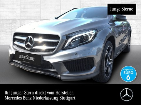 Mercedes-Benz GLA 200 d AMG Night Laderaump
