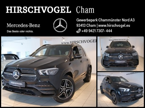 Mercedes-Benz GLE 350 d AMG-Line Night DISTRO