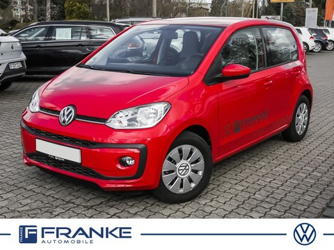 Volkswagen up 1.0 move up EURO 6d