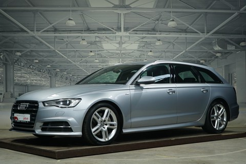 Audi A6 3.0 TDI quattro Avant 2x S line