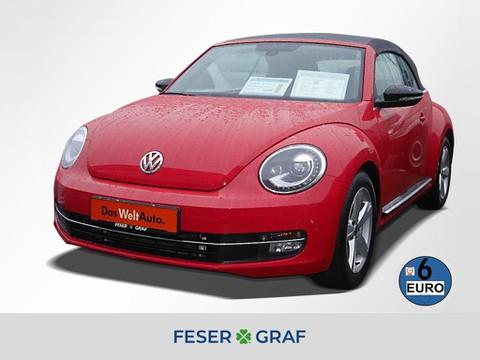 Volkswagen New Beetle 1.4 TSI Cabrio Sport LM17