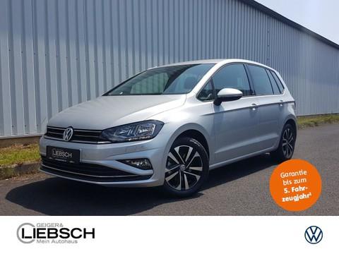 "Volkswagen Golf Sportsvan 1.5 TSI Comfortline ""United"" Light"