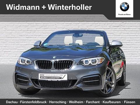 BMW M240i xDrive Cabrio HiFi 588 EURbrutto o Anz