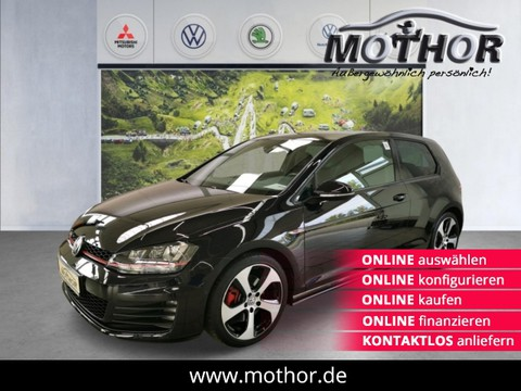 Volkswagen Golf 2.0 TSI VII GTI