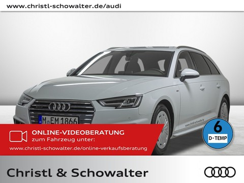 Audi A4 Avant S line sport 40 TDI quattro