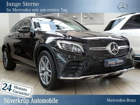 Mercedes GLC 300 Coupé AMG Line Airbod Glasd