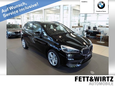 BMW 218 Active Tourer Advantage 17