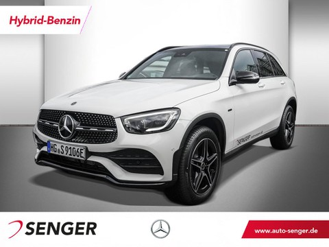 Mercedes-Benz GLC 300 e AMG Line Assistenz