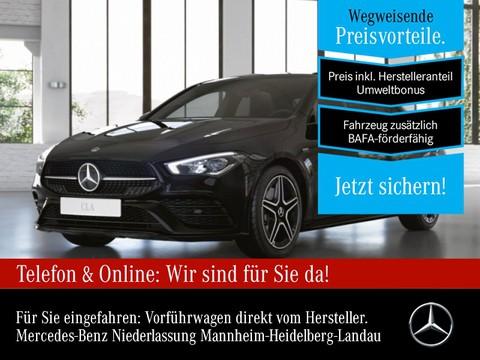 Mercedes-Benz CLA 250 e Cp AMG Rekup Bremsyst Night
