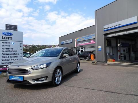 Ford Focus 1.5 Eco-Boost Titanium WinPak