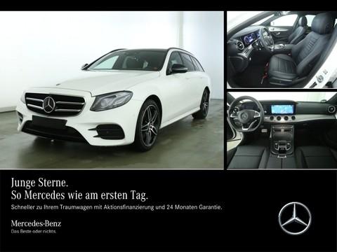 Mercedes E 400 T AMG Nightp