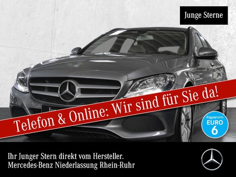 Mercedes-Benz C 250 d T Easy-Pack Sitzkomfort