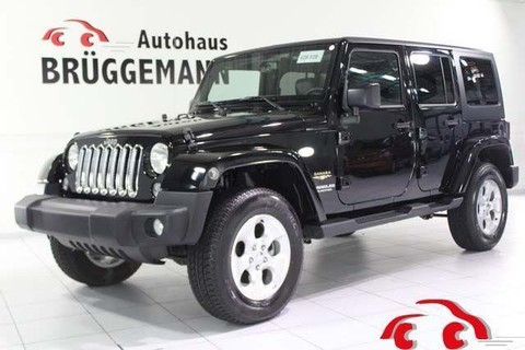 Jeep Wrangler 2.8 UNLIMITED CRD SAHARA