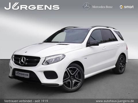 Mercedes GLE 43 AMG undefined