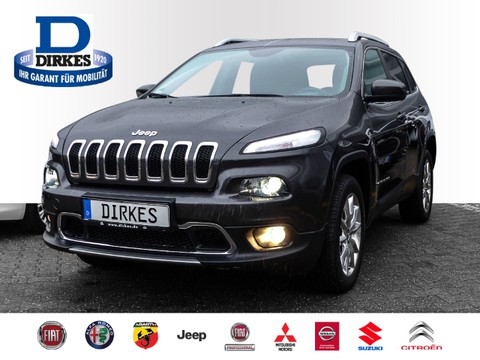 Jeep Cherokee Limited PSD