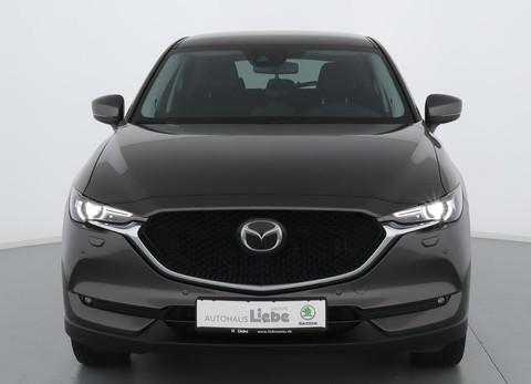Mazda CX-5 2.2 TDI SPORTS-LINE AWD |