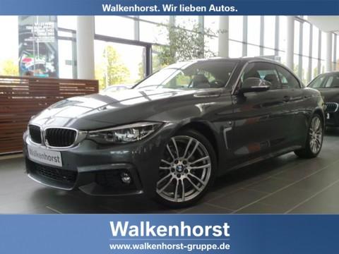 BMW 420 i M Cabrio M-Sportpaket 19-Zoll EU6d-T