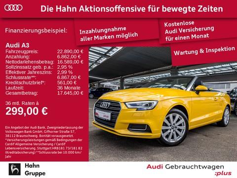 Audi A3 1.4 TFSI Cabriolet Design