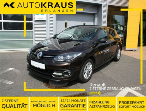Renault Megane Limited Deluxe dCi 110