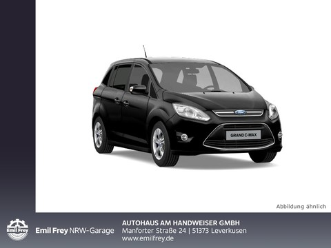 Ford Grand C-Max 1.6 TDCi Start-Stop-System Business Edition