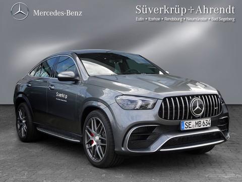 Mercedes-Benz GLE 63 AMG S Coupé 22 Distro Perf-Abgas P