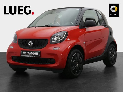 Smart ForTwo coupe 52kW