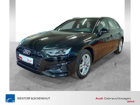 Audi A4 Avant 40 TDI Advanced Optik Schwarz Tour