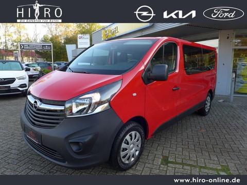 Opel Vivaro Combi L2H1 Zusatzhz LRS