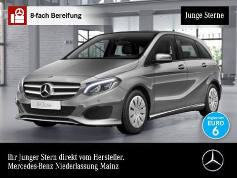 Mercedes-Benz B 220 d Laderaump