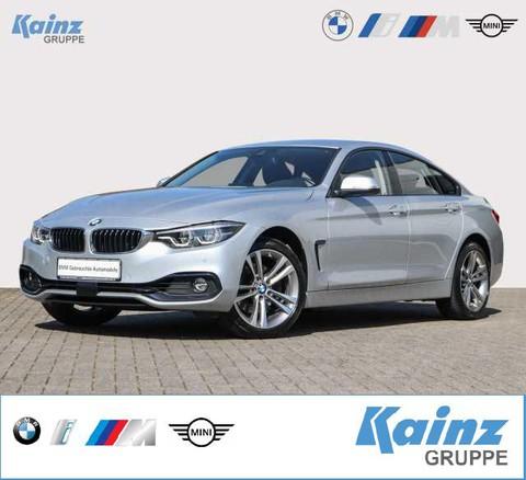 BMW 430 d Gran Coupe xDrive Sport Line HiFi Prof Komfortzugang Driving Assistent