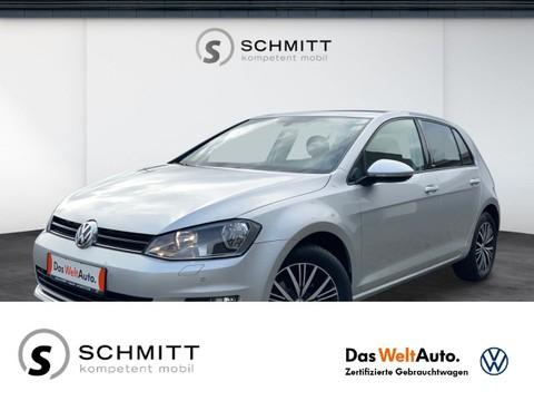 Volkswagen Golf 1.2 TSI VII Allstar