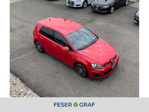 Volkswagen Golf GTD Sport & --