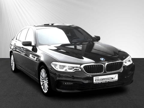 BMW 540 i Sport Line SAG HiFi