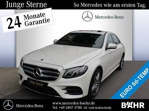 Mercedes-Benz E 400 d AMG