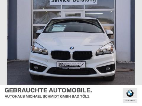 BMW 216 d SONNENSCHUTZ