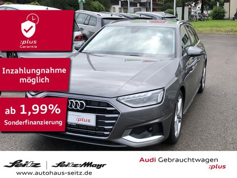 Audi A4 Avant 35 TFSI advanced