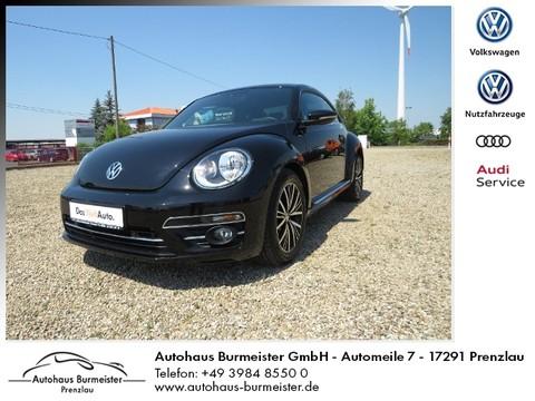 Volkswagen Beetle 2.0 TDI Allstar