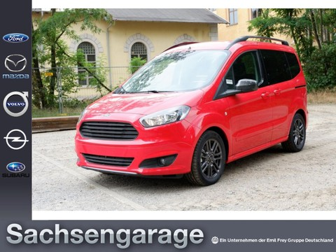 Ford Tourneo Courier 1.0 EB Sport # #KEIN DIESEL