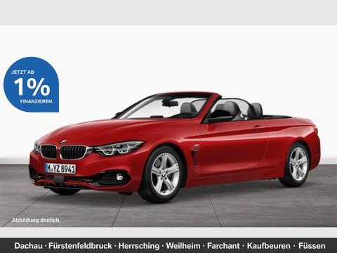 BMW 430 d Cabrio Sport Line HiFi