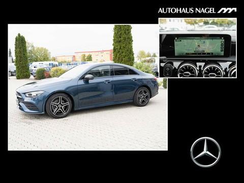 Mercedes-Benz CLA 200 Coupé AMG MBUX PERFORMANCE NIGH