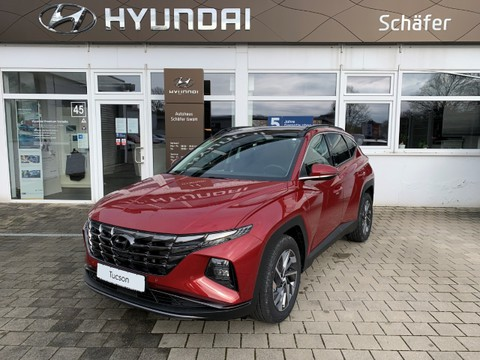 Hyundai Tucson 1.6 New Trend Turbo 150PS MT