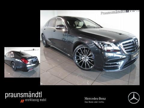 Mercedes-Benz S 560 Lang AMG PSD Sound3d TV 197`