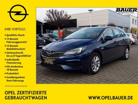 Opel Astra 1.2 Elegance Sports Tourer