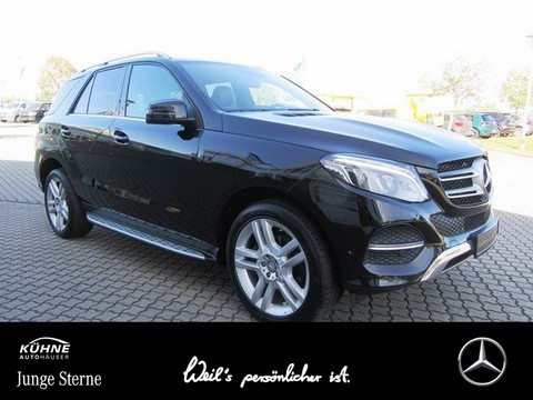 Mercedes-Benz GLE 350 d 20Zoll Easy Trittbretter