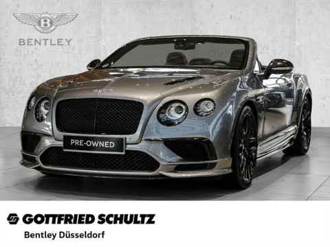 Bentley Continental Supersports GTC BENTLEY DÜSSELDORF