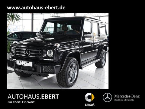 Mercedes G 350 d Limited Edition 1 of 463 Sportpaket