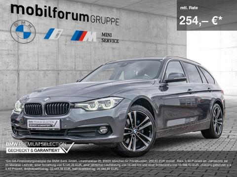 BMW 320 d Sport Line Shadow