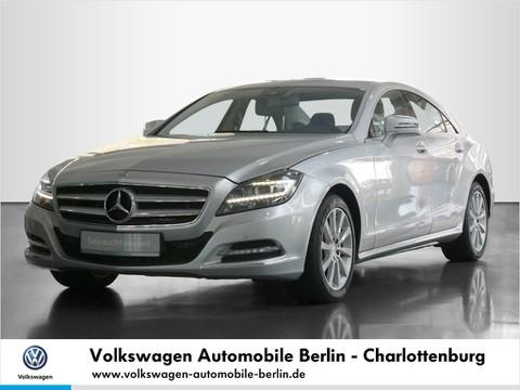 Mercedes-Benz CLS 350 Blue Efficiency
