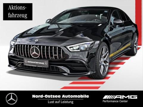 Mercedes-Benz AMG GT 43 DYNAMIC-PLUS PERF ABGAS SITZKLIMA